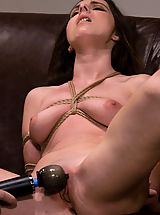 Areola Size, Casting Couch 8: Winter Sky, A Rope Slut is Born!