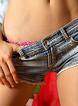 Jeans Pics: Naked Girls by MPL Studios