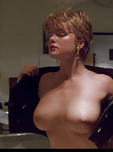 women with hard nipples, Erika Eleniak shows down her huge, breathtaking tits