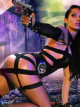 Hot Babes from Scotty JX s Actiongirls