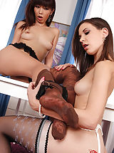 naked models, Candy Sweet , Marica Hase