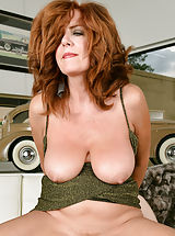 naked tv, Andi James