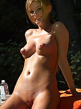 Hard Nipples, faye reagan 02 puffy nipples forest