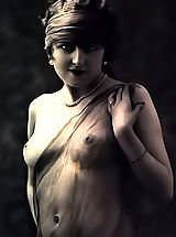 Discover the Naked Women in Photos Shot In 1920-1930 from the Vintage Porn Collection of VintageCuties.com
