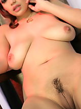 naked female, WoW nude luspria natural hanging tits