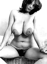 Erect Nipples, Retro Ladies