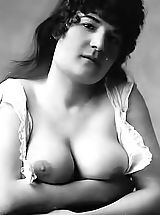 puffy nipples photos, Antique Weiber