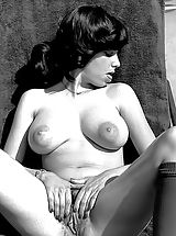 Puffy Nipples, Antique Moms