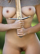 skinny naked, WoW nude nevaeh dangerous warrior
