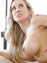 young naked, Aidra Fox and Brandi Love team up for a hot threesome that teaches Aidra some lusty new tricks