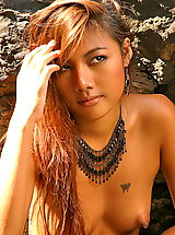 Big Nipples, Asian Women kathy ramos 09 beach swimwear big nipples