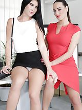 naked moms, Mea Melone, Lady Dee