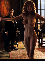 Naked Celebrity, Connie Nielsen