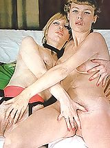 naked ladies, Two gorgeous lesbians know how to have fun