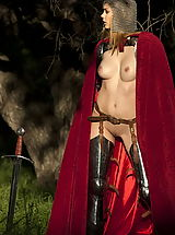 Huge Areola, WoW nude leia ranger of the forest