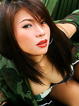 G Strings, Asian Women vanessa ma 03 army pussy