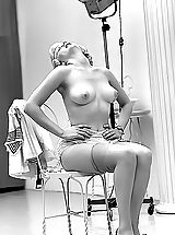 Vintage Ladies Warm Up Session Photos Before They Will Be Fucking And Swallowing Cum