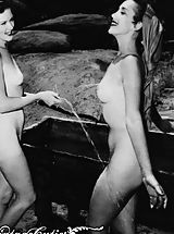 naked girl, Vintage Porn at its best from Vintage Cuties