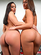 Gracie Glam & Mischa Brooks