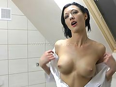 Babes Vids: 10,Elbow Deep Fisting  PROLAPSE AND SELF ANAL FISTING BUBBLE BATH