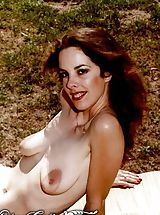 huge erect nipples, Vintage Porn at its best from Vintage Cuties