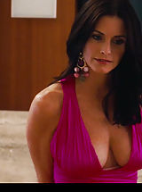 Celebrity Nippels, Courteney Cox