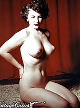 Vintage, Vintage Porn at its best from Vintage Cuties