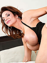 Erect Nipples, Deauxma pays for her son's friend's education and gets compensated for it