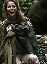 nipples hard and sore, Game of Thrones Girls Upskirt Pussy Insights