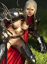 Fantasy Pics: WoW nude leia ranger of the forest