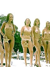 Tan.Lines Nippels, Some of The Most Explicit Photos from Naturist Photo Archives as They don't Usually Show Pussy Spread Pics