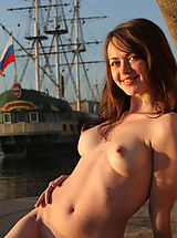 Erected Nipples, Naked Girls by MPL Studios