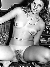 Vintage Fashion, Vintage Porn at its best from Vintage Cuties