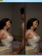 Celebrity Nippels, Ginnifer Goodwin
