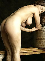 Nipples, WoW nude keemly medieval body washing