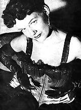 Formerly Forbidden Vintage Photos Of 40's And 50's Featuring Fetish Mistresses In Leather
